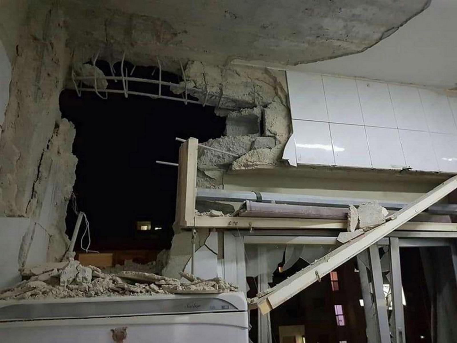 Νεκροί έντεκα μαχητές από το σφυροκόπημα των Ισραηλινών δυνάμεων στη Δαμασκό