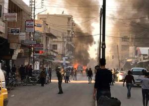 Συρία: 18 νεκροί από βομβιστική επίθεση!