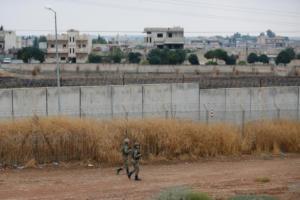 Νεκροί δύο Τούρκοι στρατιώτες από επίθεση στα σύνορα με τη Συρία