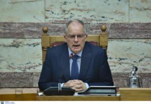 """Τασούλας: """"Με τον Τσίπρα διαφωνούμε στα νομικά συνεχώς"""""""