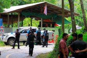 Ταϊλάνδη: Μπήκε στο δικαστήριο κι άρχισε να πυροβολεί – Τρεις νεκροί