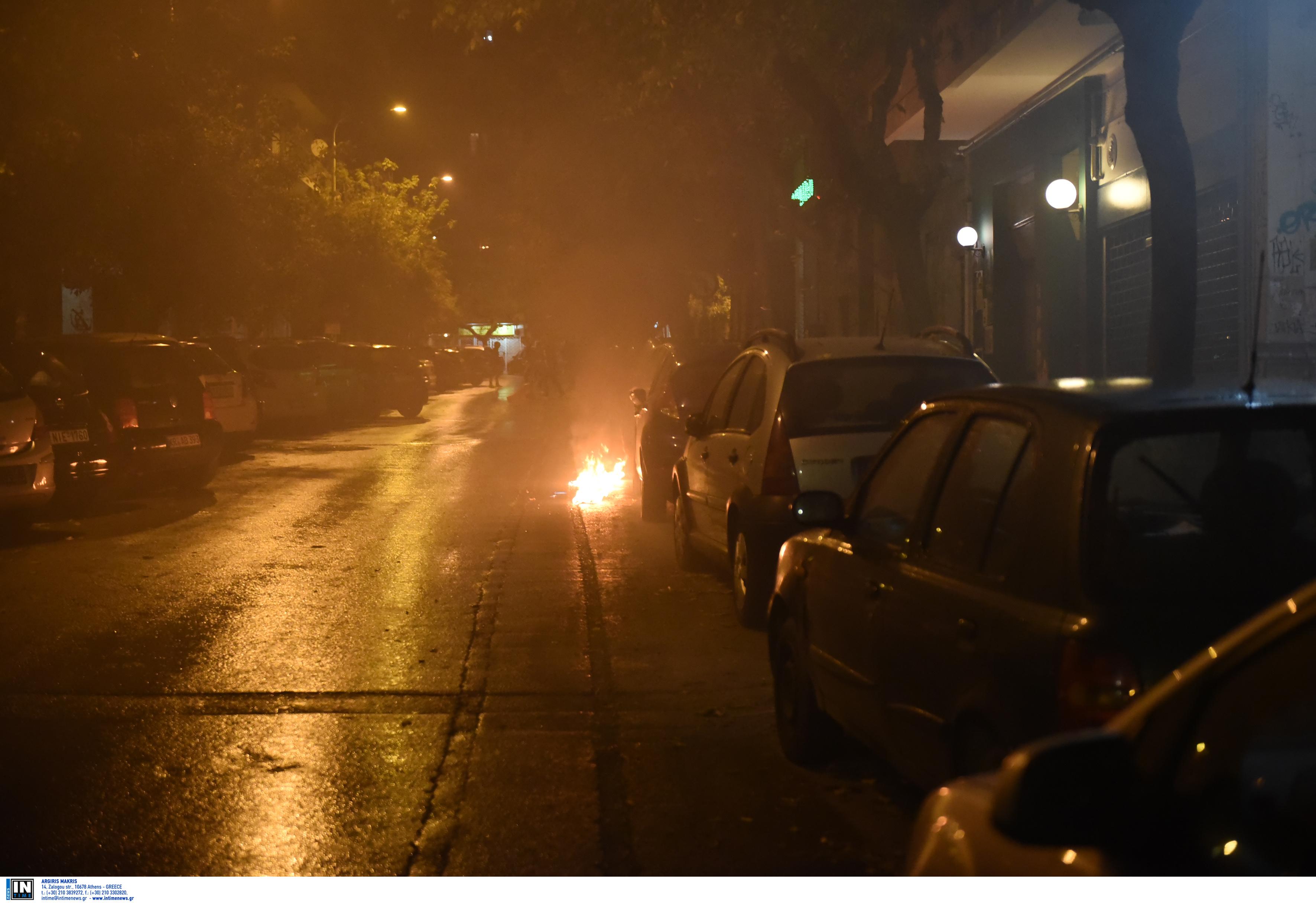 Θεσσαλονίκη: 10 προσαγωγές για τα επεισόδια – Άνοιξαν οι δρόμοι που παρέμεναν κλειστοί!