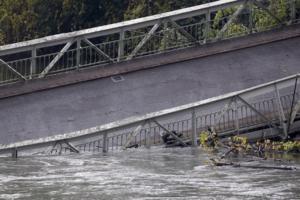 Θρίλερ στην Τουλούζ – Μπορεί να αυξηθεί ο αριθμός των νεκρών από την κατάρρευση γέφυρας
