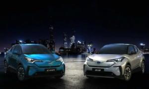 Ηλεκτρικά αυτοκίνητα made in China, για την Toyota