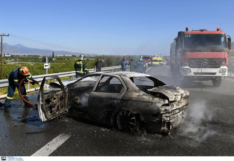 Νεκρός 52χρονος οδηγός – Το αυτοκίνητο που οδηγούσε προσέκρουσε σε τοιχίο!