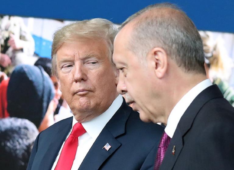 Είναι επίσημο! Στις 13 Νοεμβρίου η συνάντηση Τραμπ – Ερντογάν στις ΗΠΑ