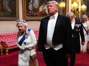 Επίσημο! Πάει… στην Βασίλισσα Ελισάβετ ο Ντόναλντ Τραμπ!