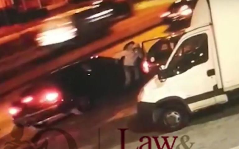 Βίντεο ντοκουμέντο! Έκλεψαν τσάντα με 4.000 ευρώ από γυναίκα επιχειρηματία στη Λεωφόρο Αθηνών