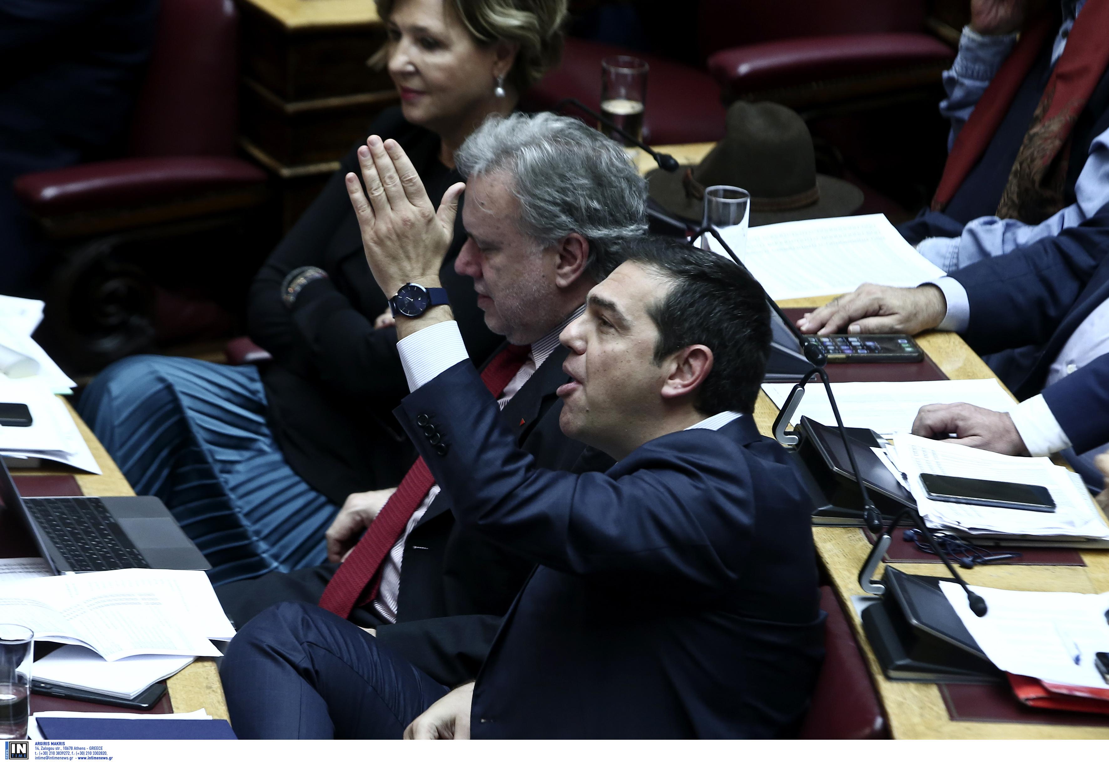 Συνταγματική Αναθεώρηση: Άβυσσος χωρίζει πλέον ΣΥΡΙΖΑ και ΝΔ
