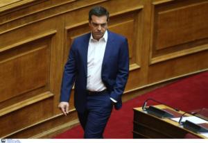Συνταγματική Αναθεώρηση: Επιστολή Τσίπρα για το νόμο περί ευθύνης υπουργών