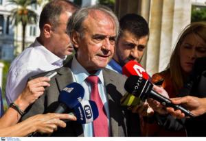 Προανακριτική: Εξαίρεση Πλεύρη, Κεγκέρογλου, Κυρανάκη ζήτησε ο Τσοβόλας