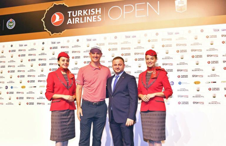 Turkish Airlines: Για 7η χρονιά στηρίζει το επαγγελματικό γκολφ