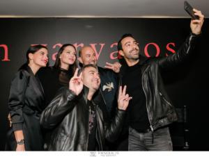 John Varvatos: Γέμισε λάμψη την Αθήνα ο Έλληνας σχεδιαστής