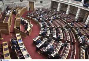 Βουλή: Ένταση αντισυνταγματικότητας από τον ΣΥΡΙΖΑ στο άρθρο για εκλογή Προέδρου Δημοκρατίας