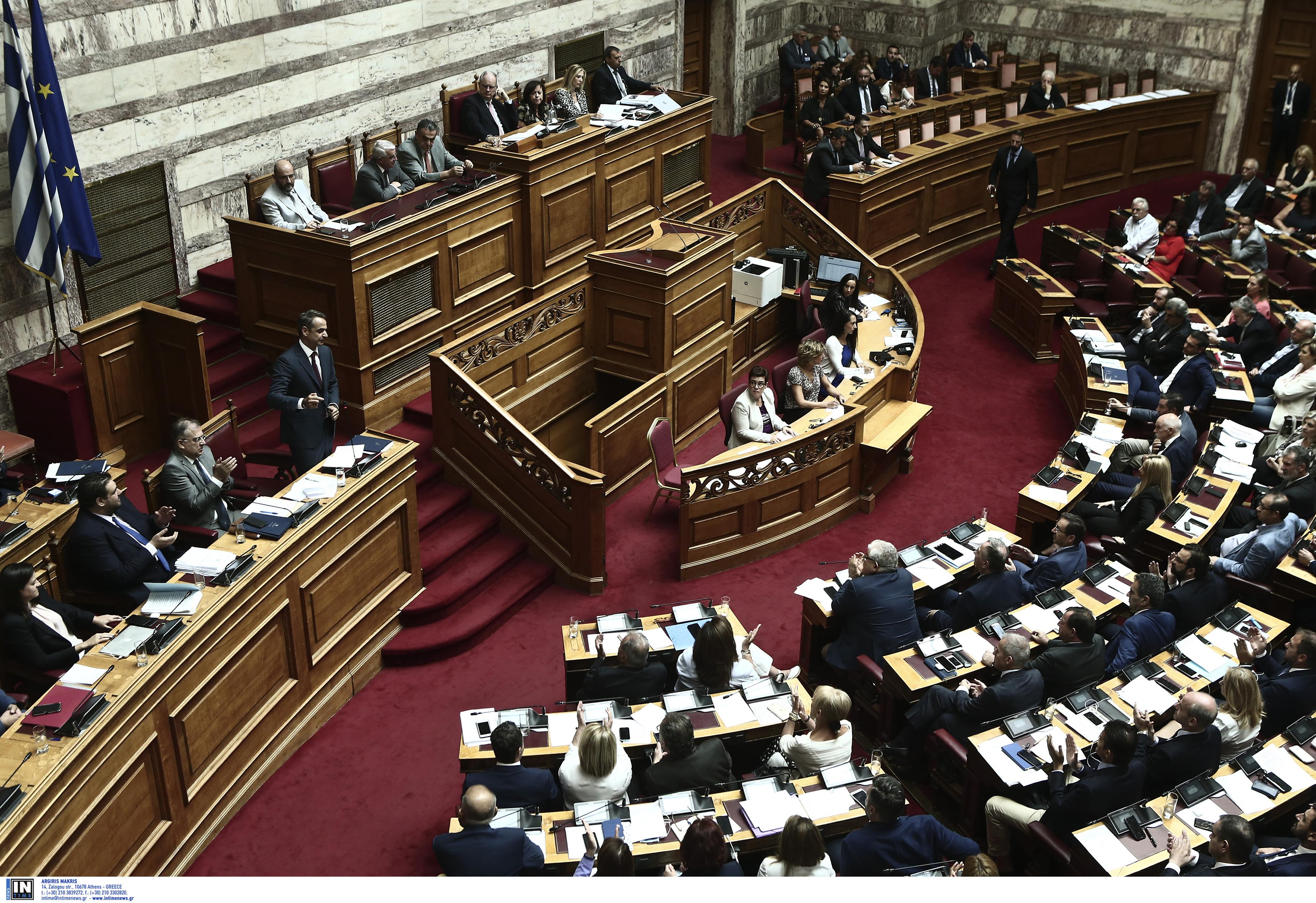Συνταγματική αναθεώρηση: Την Δευτέρα η ψηφοφορία – Που συμφωνούν και που διαφωνούν τα κόμματα