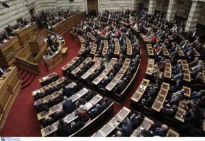 Αντιπαράθεση ΝΔ – ΣΥΡΙΖΑ για το άρθρο 86 περί ευθύνης υπουργών