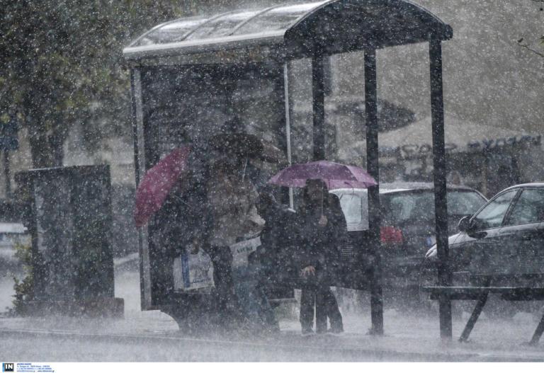Καιρός meteo: Χαλάει από αύριο με βροχές