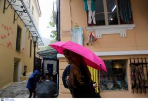 Καιρός: Αθήνα… υπό βροχή! Που θα χτυπήσει η κακοκαιρία τις επόμενες ώρες