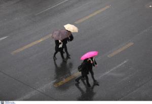 """Καιρός: Έτσι θα """"χτυπήσει"""" η κακοκαιρία """"Βικτώρια""""! Φέρνει βροχές και καταιγίδες – video"""
