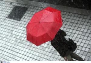 Καιρός: Καταιγίδες και χαλάζι το Σάββατο! Ποιες περιοχές θα επηρεαστούν