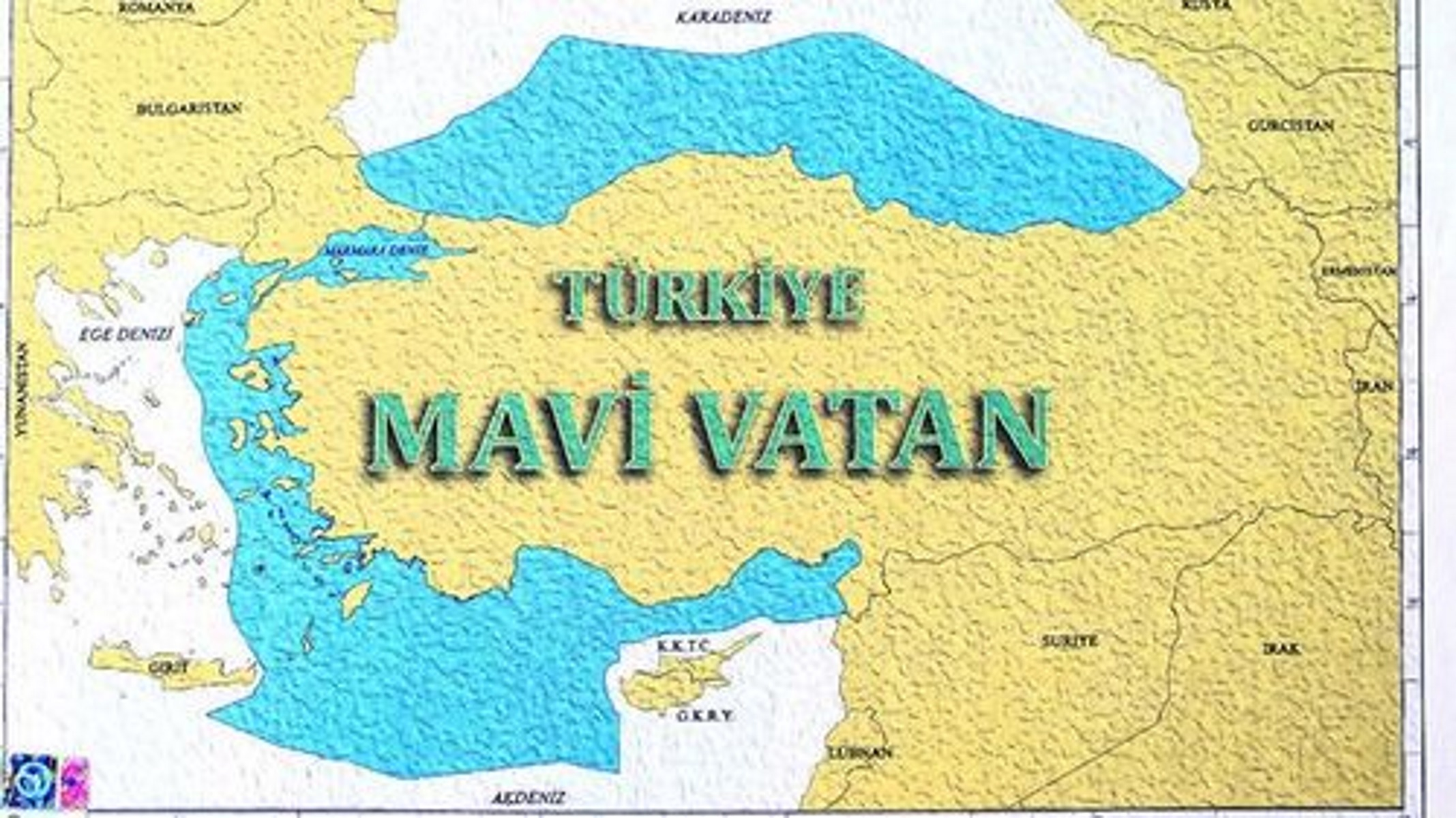 """Νέα πρόκληση της Τουρκίας! Στον ΟΗΕ συντεταγμένες για την """"Γαλάζια Πατρίδα"""" - """"Εξαφανίζει"""" ελληνική ΑΟΖ και υφαλοκρηπίδα"""