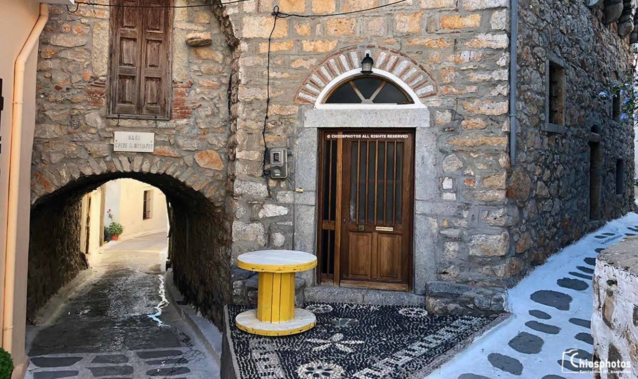 Χίος: Το μεσαιωνικό χωριό που μαγεύει τους επισκέπτες και η άγνωστη ιστορία της ονομασίας του [video]