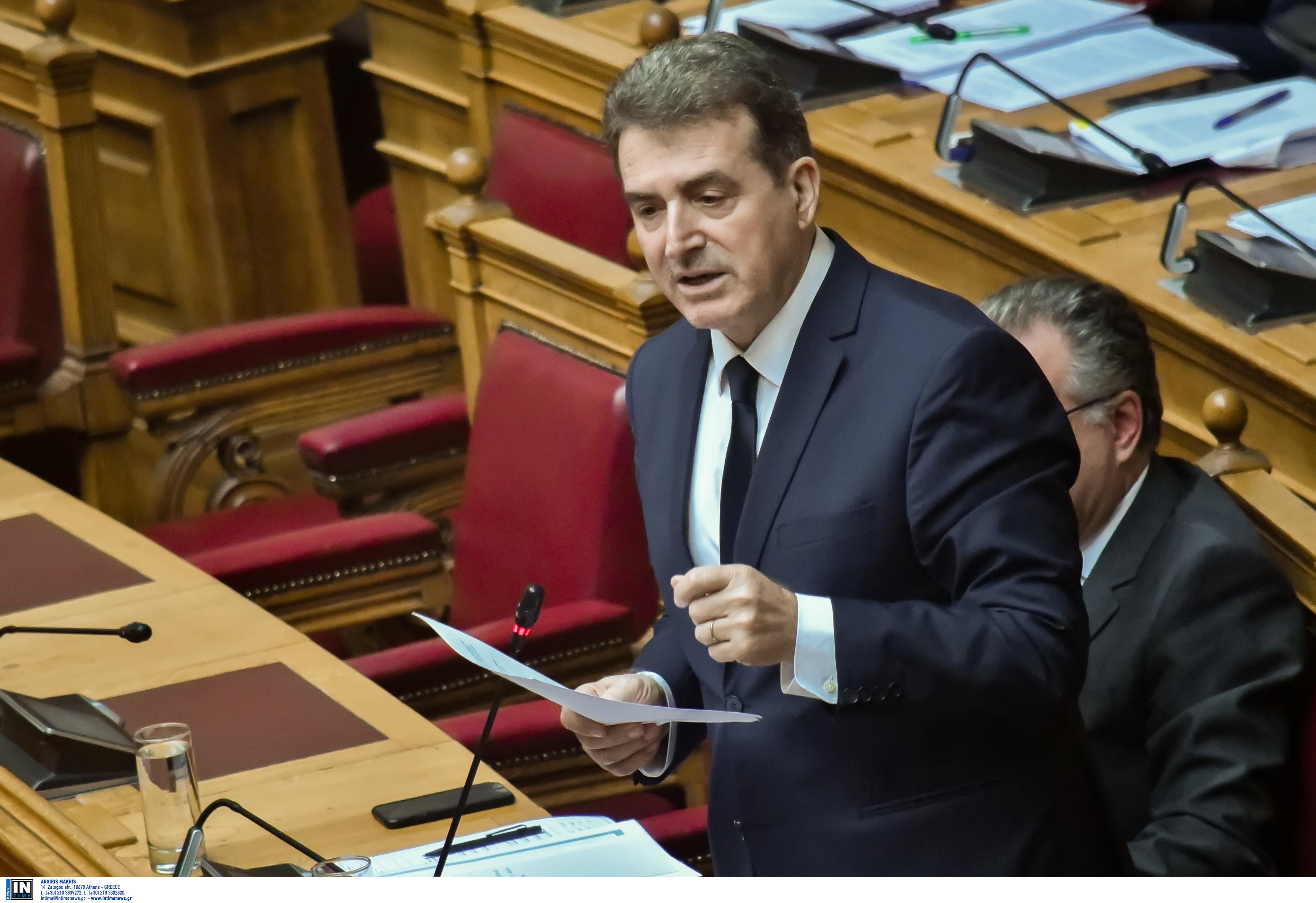 Χρυσοχοΐδης: Επί ΣΥΡΙΖΑ άδειασαν οι φυλακές από τους τρομοκράτες