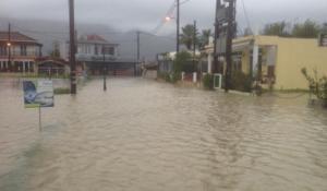 Ζάκυνθος: Σαρωτικό το πέρασμα της κακοκαιρίας – Πλημμύρες, πτώσεις δέντρων και καταστροφές!