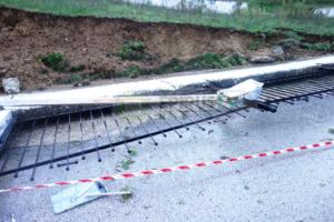 Κακοκαιρία: Πλημμύρες, ζημιές, χαλάζι και… σκοτάδι στη Δυτική Ελλάδα [pics, video]