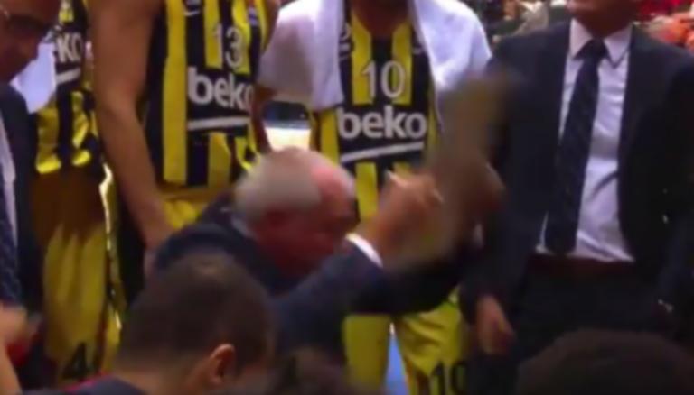 """Αδιανόητο ξέσπασμα Ομπράντοβιτς! """"Άντε γ@μ…τε όλοι σας"""" – video"""