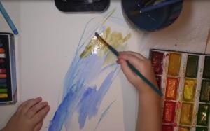 Μαμά παίρνει τις ζωγραφιές των παιδιών της και τις μετατρέπει σε αριστουργήματα!