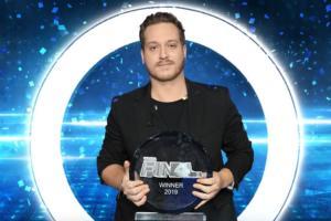 """Σάκης Καραθανάσης: Οι πρώτες δηλώσεις του νικητή του """"The Final Four"""" μετά τον τελικό! [video]"""