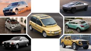 7 αυτοκίνητα που σόκαραν τον κόσμο όταν παρουσιάστηκαν! [pics]