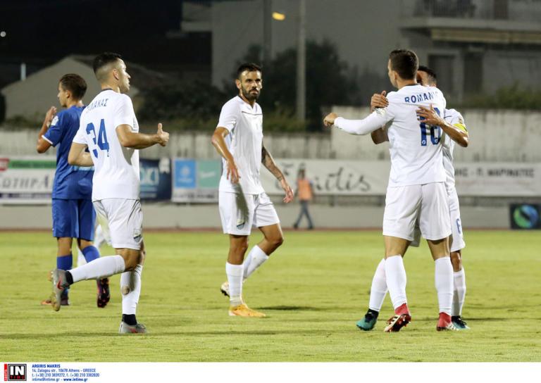 """Λαμία – Αιολικός: """"Σβηστά"""" στους """"16"""" του Κυπέλλου Ελλάδας οι Φθιώτες!"""