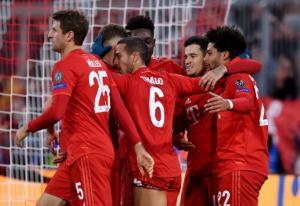 "Champions League: Μπάγερν… η κορυφαία! ""Έσπασε"" το ρεκόρ της Ρεάλ"