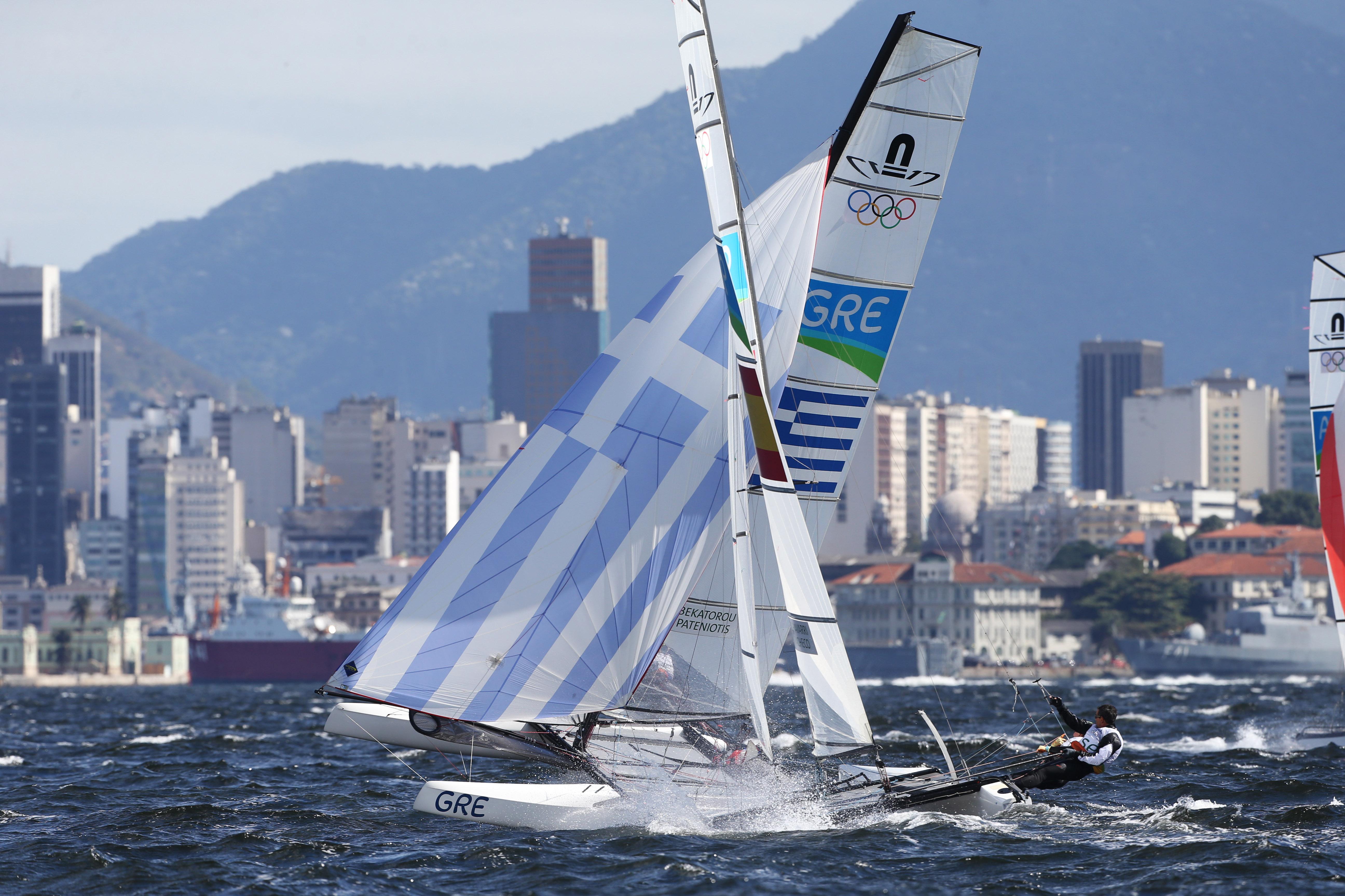 """Στη """"μάχη"""" για την πρόκριση τους Ολυμπιακούς Αγώνες Μπεκατώρου και Πασχαλίδης!"""