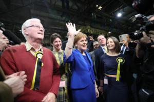 Επιμένει η Σκωτία: Ήρθε η ώρα για δημοψήφισμα ανεξαρτησίας από την Βρετανία