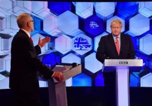 Βρετανία: Τελευταίο ντιμπέιτ Τζόνσον και Κόρμπιν ενόψει των εκλογών της 12ης Δεκεμβρίου
