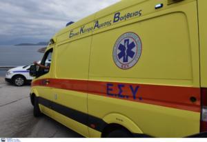 Χαλκίδα: Περίεργη υπόθεση με ζευγάρι, αιμόφυρτος στο νοσοκομείο ο σύζυγος