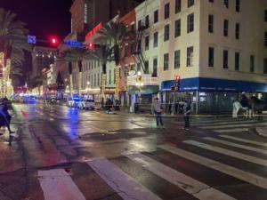 Θρίλερ με πυροβολισμούς και 11 τραυματίες στη Νέα Ορλεάνη