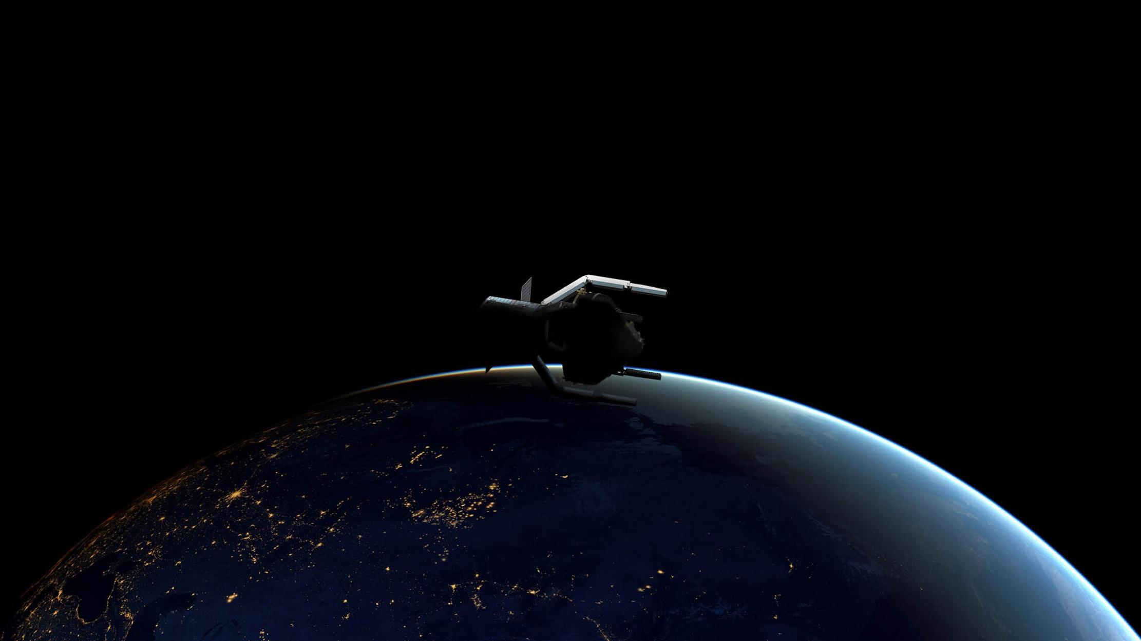 """ESA: Εκτοξεύεται το πρώτο """"σκουπιδιάρικο"""" στο Διάστημα!"""