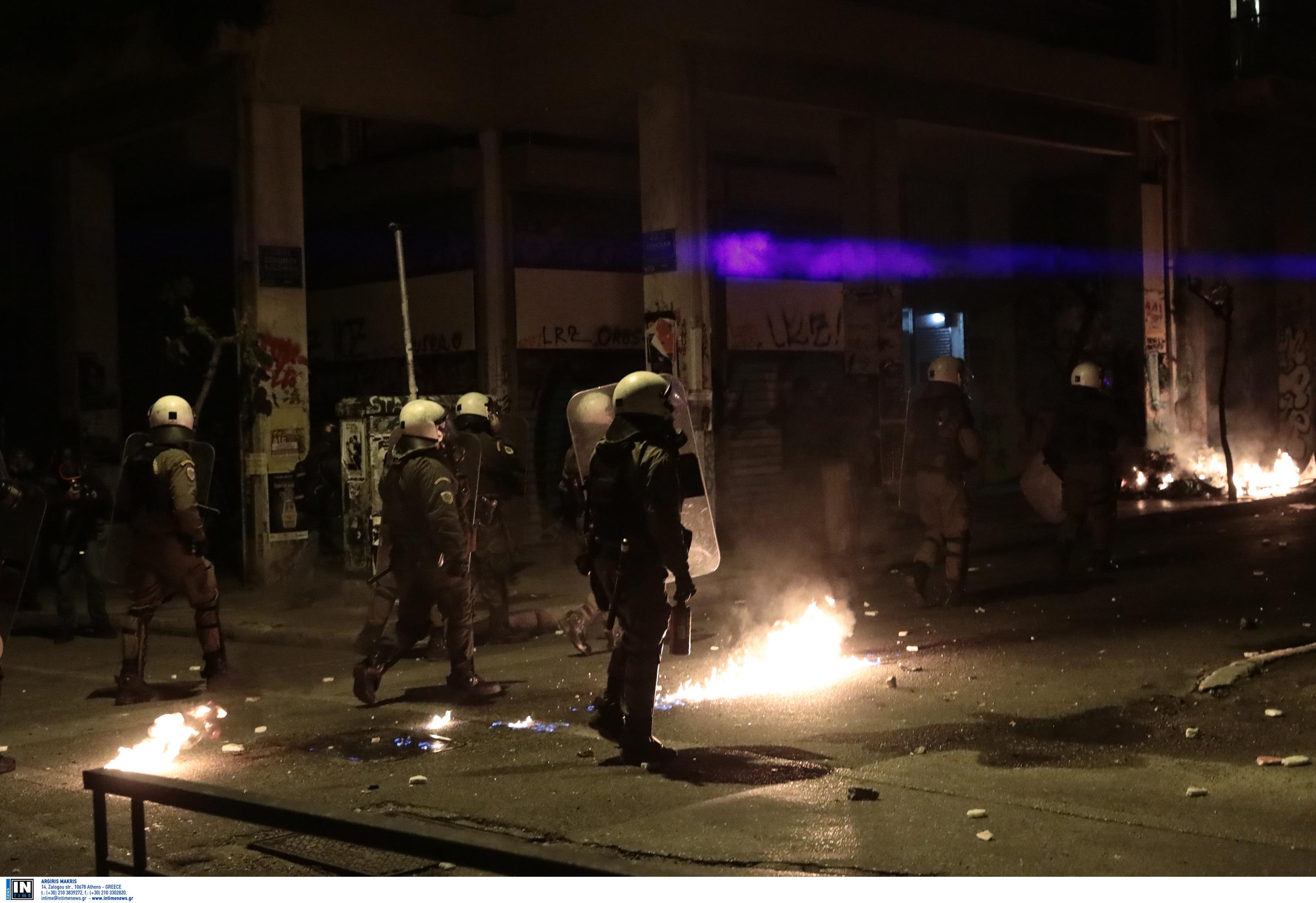 """Υπουργείο Προστασίας του Πολίτη: """"Δεν υπήρξε καταστολή, δεν υπήρξαν επεισόδια"""""""