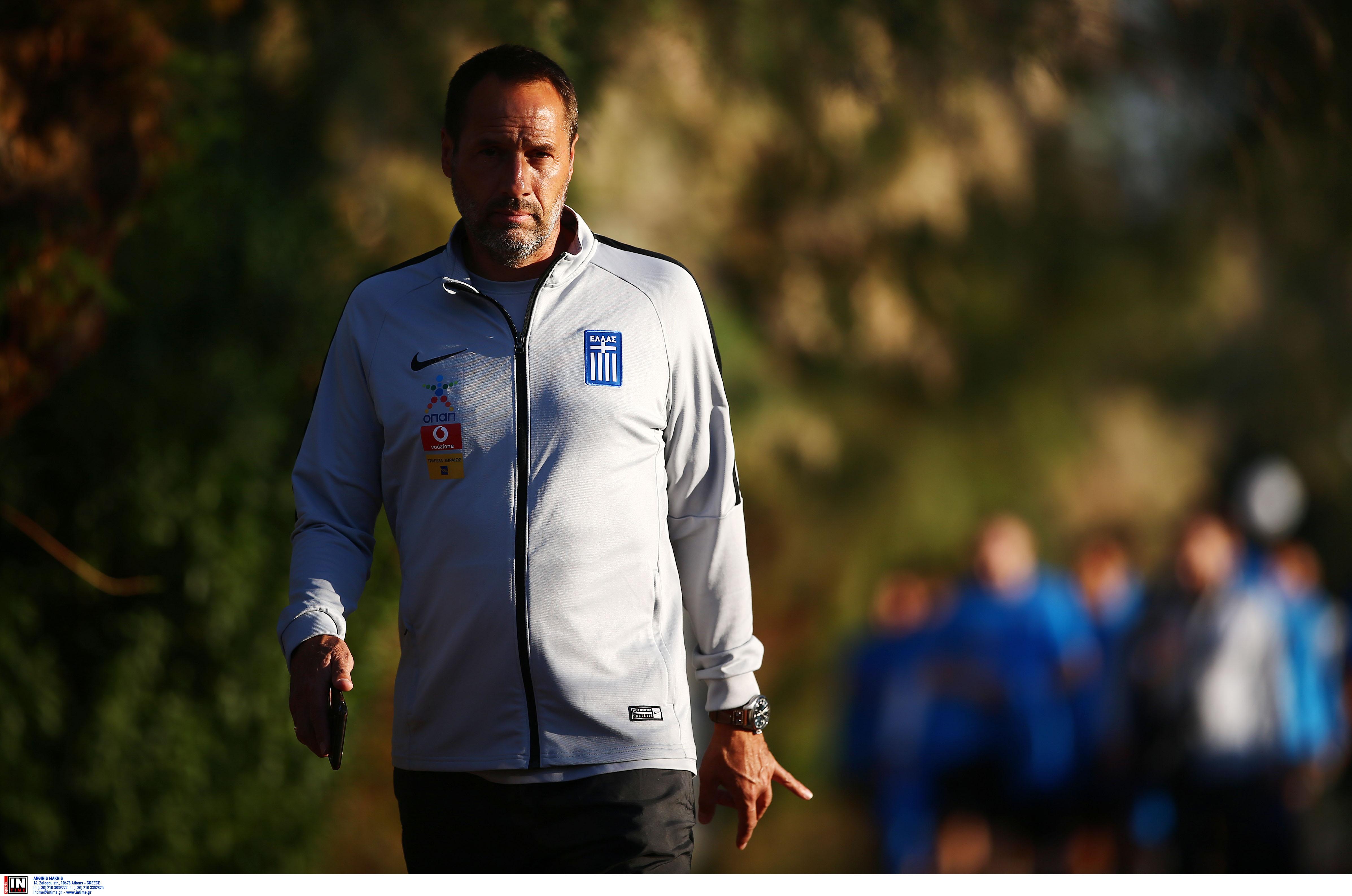 Φαν'τ Σιπ: Θρήνος για τον προπονητή της Εθνικής Ελλάδας – pic