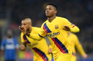 Champions League: Ο Φατί είναι ο νέος… Οφορίκουε! video
