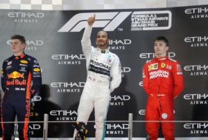 Formula 1: Έκλεισε τη σεζόν με νίκη ο πρωταθλητής Λιούις Χάμιλτον! [pic]