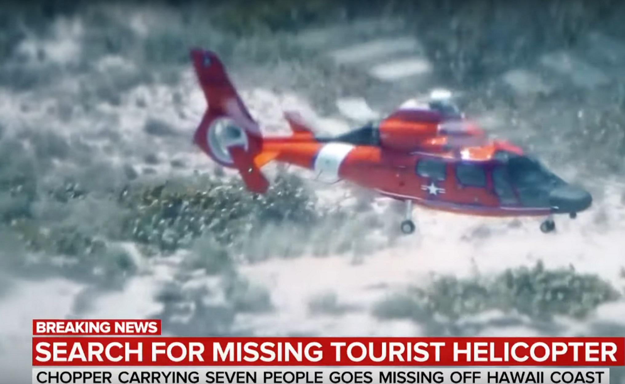 Χάθηκε ελικόπτερο με 7 επιβαίνοντες ανάμεσά τους και παιδιά! [video]