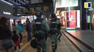 Χονγκ Κονγκ: Ακυρώθηκε για λόγους ασφαλείας το πρωτοχρονιάτικο σόου πυροτεχνημάτων