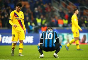"Champions League ΤΕΛΙΚΑ: ""Σοκ"" για Ίντερ! Δραματικές προκρίσεις για Βαλένθια και Λιόν"