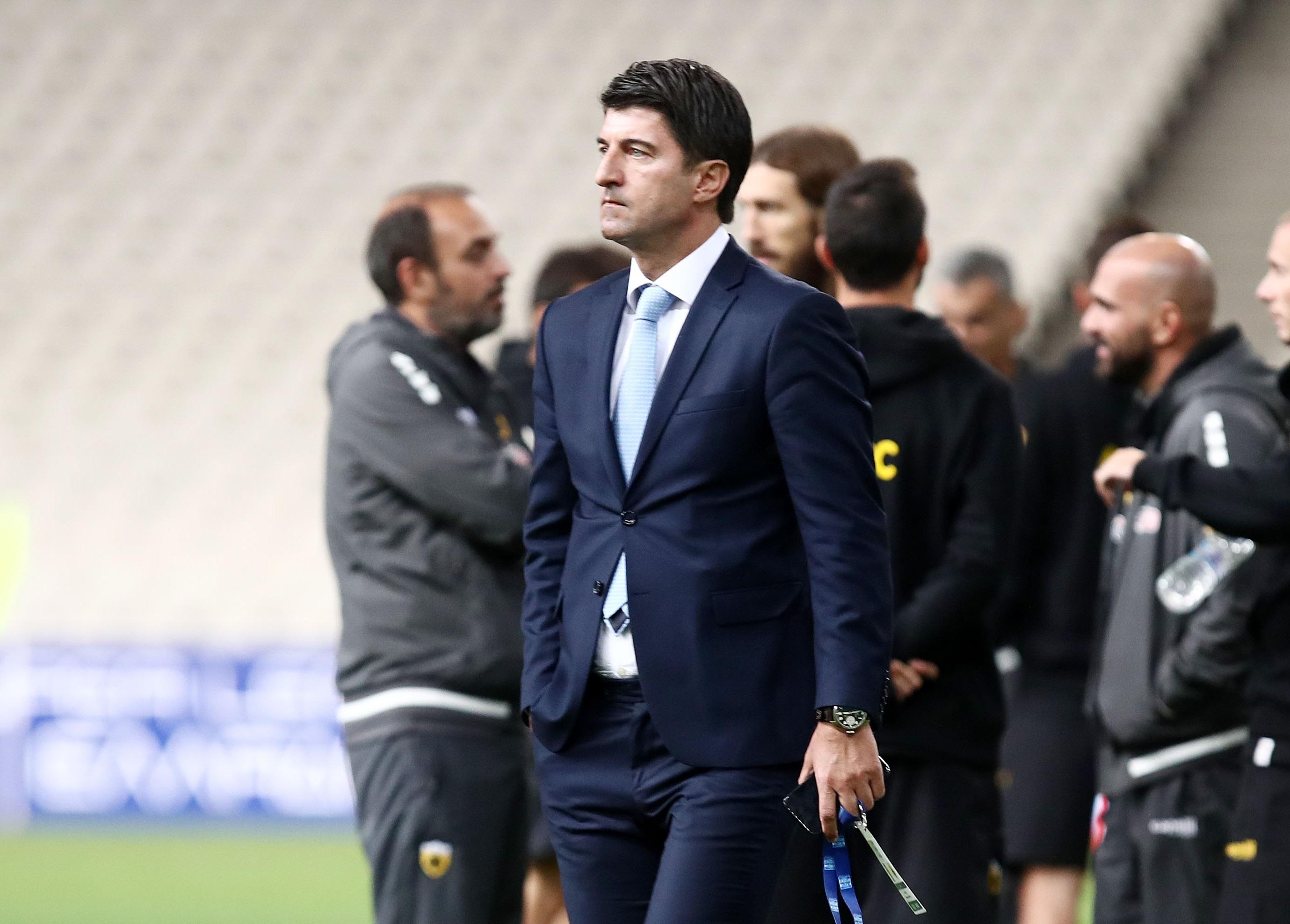 """ΑΕΚ: Κρίσιμη επαφή! """"Ταξίδι ο Ίβιτς για προπονητή"""""""