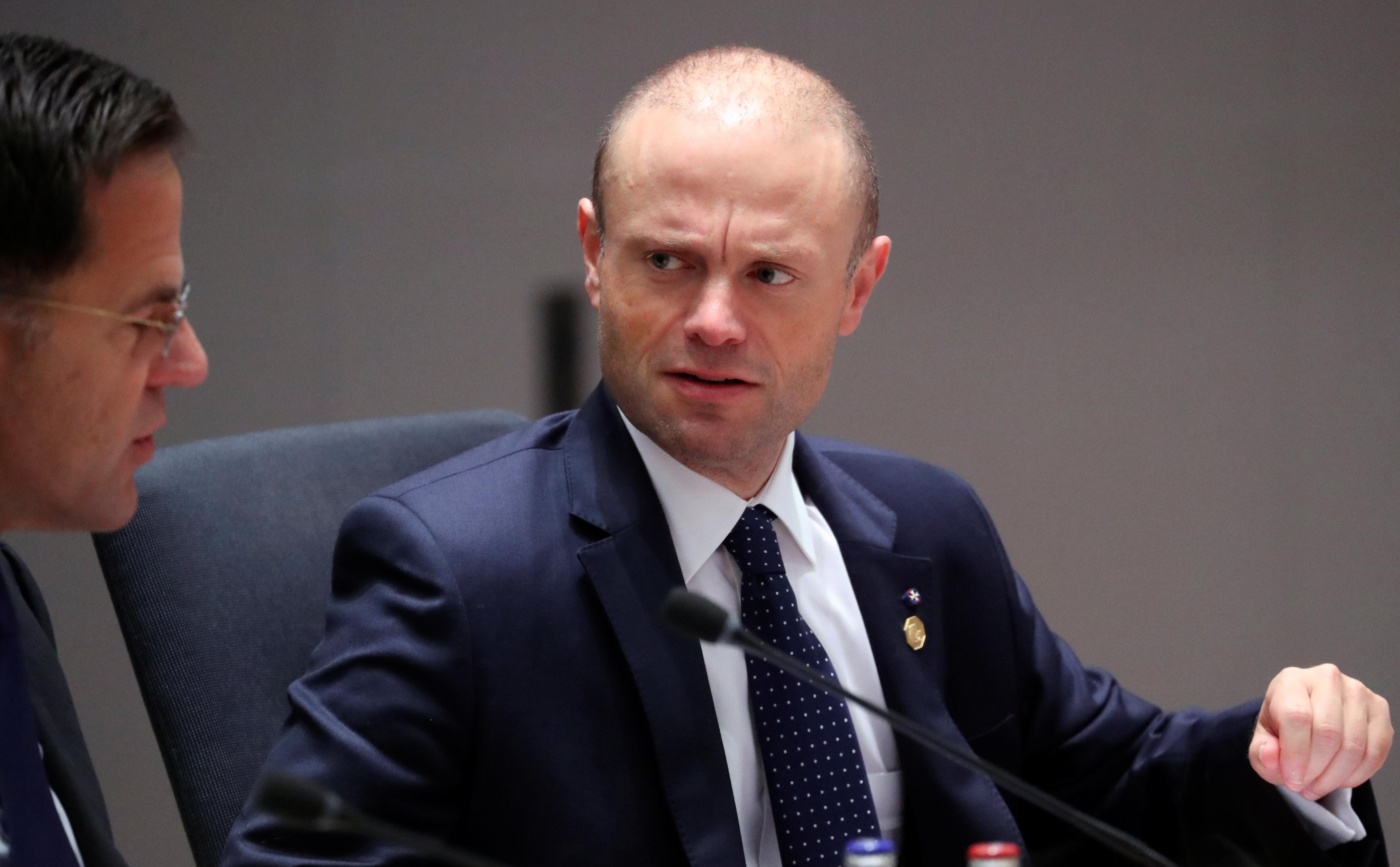 Μάλτα: Την παραίτηση Μουσκάτ ζήτησε το ευρωπαϊκό κοινοβούλιο